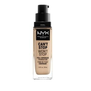 NYX Professional Can't Stop Won't Stop foundation